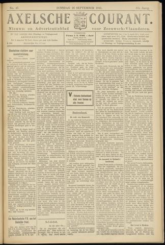 Axelsche Courant 1941-09-16