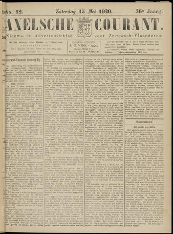 Axelsche Courant 1920-05-15