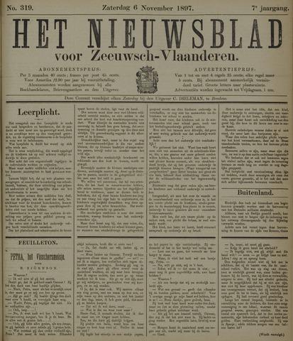 Nieuwsblad voor Zeeuwsch-Vlaanderen 1897-11-06