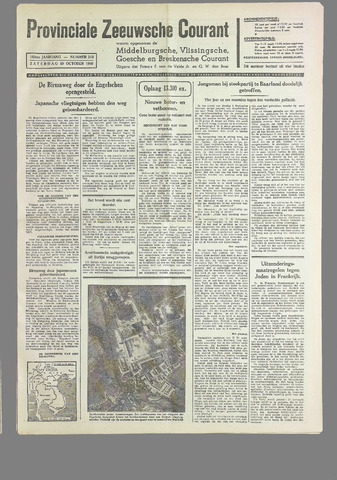 Provinciale Zeeuwse Courant 1940-10-19