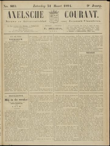Axelsche Courant 1894-03-31