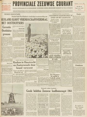 Provinciale Zeeuwse Courant 1964-06-13
