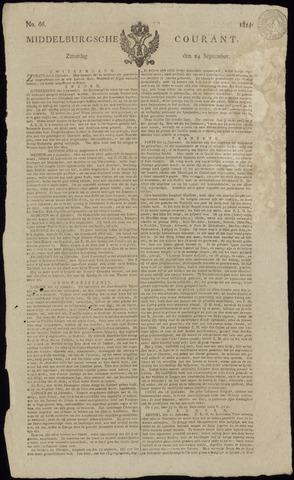 Middelburgsche Courant 1814-09-24