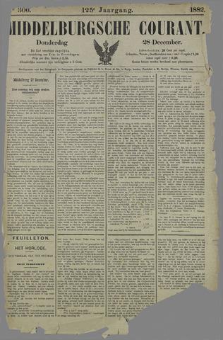 Middelburgsche Courant 1882-12-28