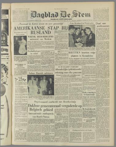 de Stem 1951-10-19