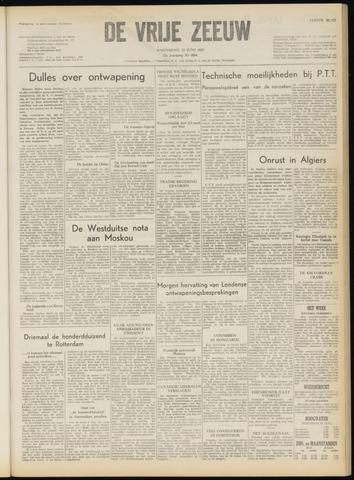 de Vrije Zeeuw 1957-06-12