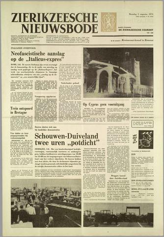 Zierikzeesche Nieuwsbode 1974-08-05