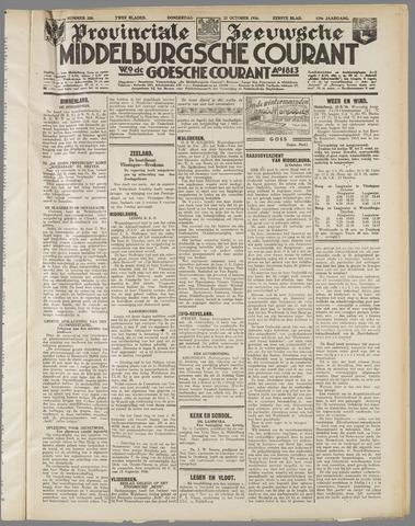 Middelburgsche Courant 1936-10-22