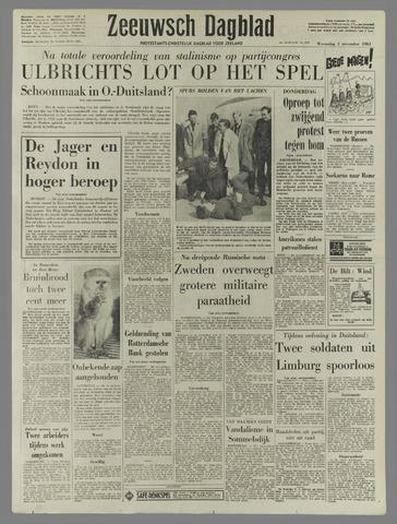 Zeeuwsch Dagblad 1961-11-01