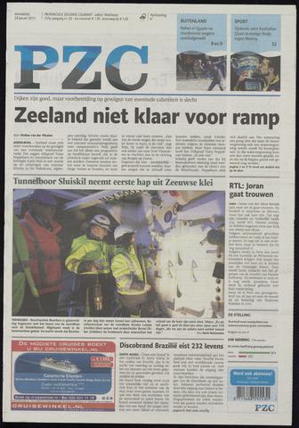 Provinciale Zeeuwse Courant 2013-01-28