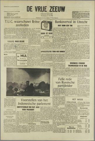 de Vrije Zeeuw 1966-06-11