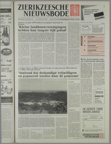 Zierikzeesche Nieuwsbode 1991-02-14