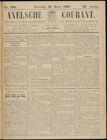 Axelsche Courant 1907-03-30