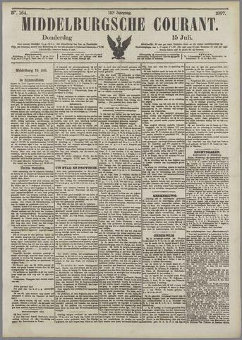 Middelburgsche Courant 1897-07-15