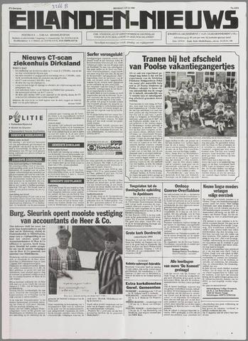 Eilanden-nieuws. Christelijk streekblad op gereformeerde grondslag 1995-07-04