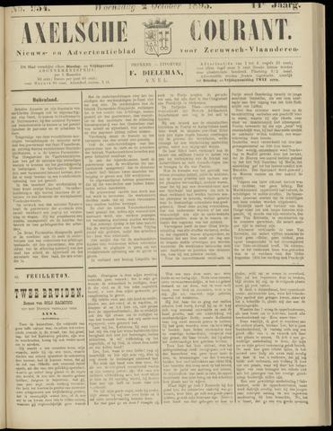 Axelsche Courant 1895-10-02
