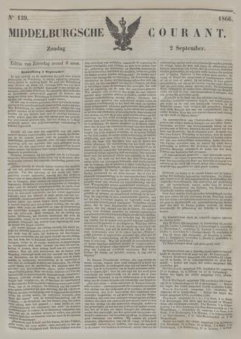 Middelburgsche Courant 1866-09-02