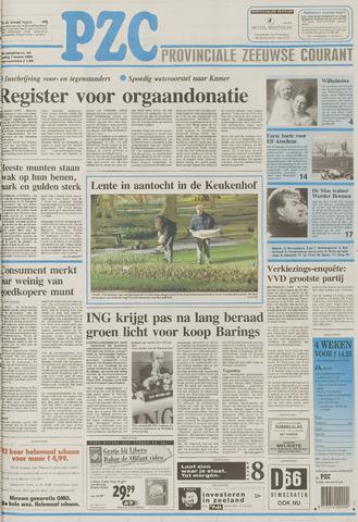 Provinciale Zeeuwse Courant 1995-03-07