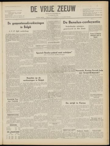 de Vrije Zeeuw 1952-10-14