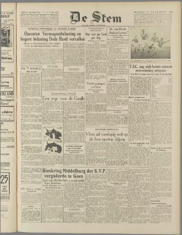 de Stem 1948-11-08