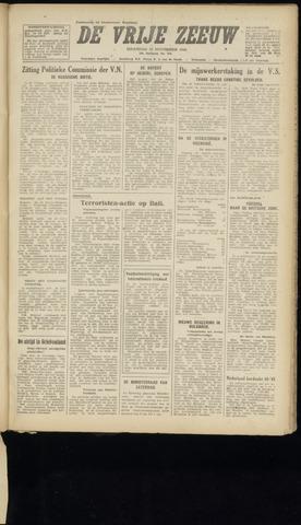 de Vrije Zeeuw 1946-11-25