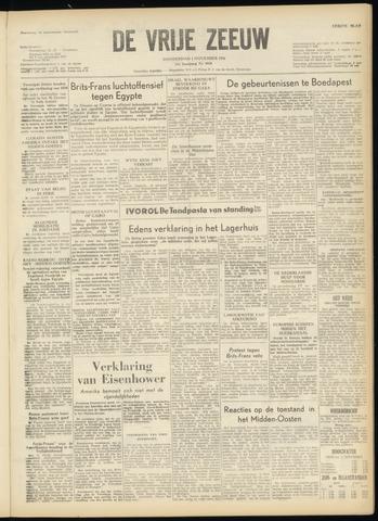 de Vrije Zeeuw 1956-11-01