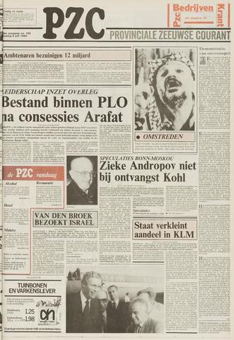 Provinciale Zeeuwse Courant 1983-07-05