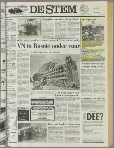 de Stem 1992-05-06