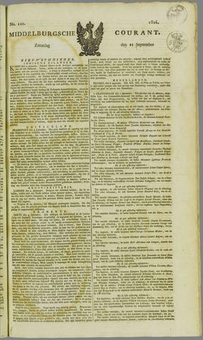 Middelburgsche Courant 1824-09-11
