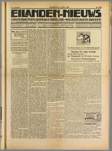 Eilanden-nieuws. Christelijk streekblad op gereformeerde grondslag 1935-06-08