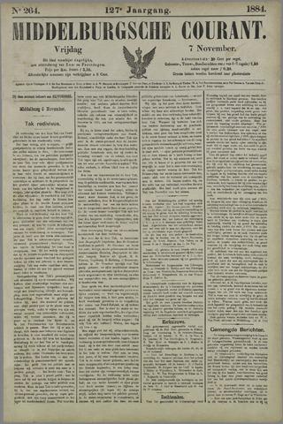 Middelburgsche Courant 1884-11-07