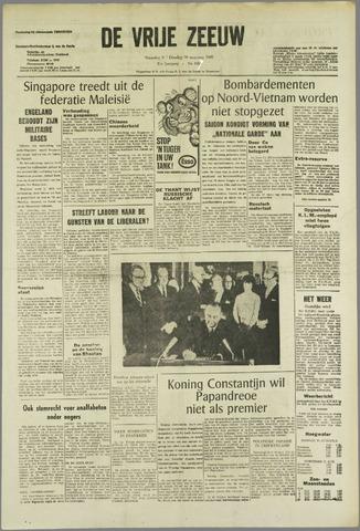 de Vrije Zeeuw 1965-08-09