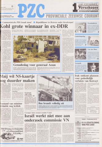 Provinciale Zeeuwse Courant 1990-10-15