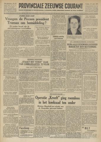 Provinciale Zeeuwse Courant 1951-06-29