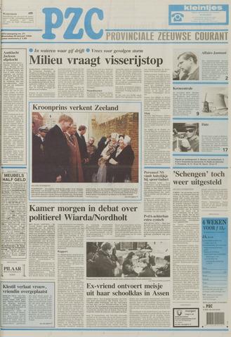 Provinciale Zeeuwse Courant 1994-01-26
