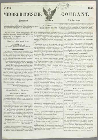 Middelburgsche Courant 1860-10-13