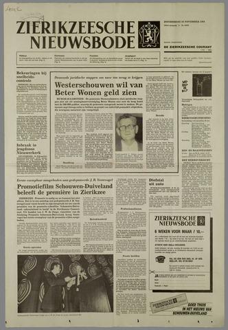 Zierikzeesche Nieuwsbode 1988-11-24
