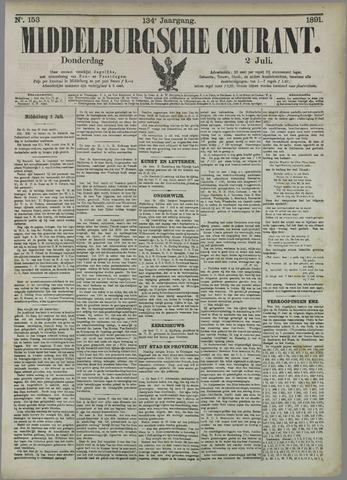 Middelburgsche Courant 1891-07-02