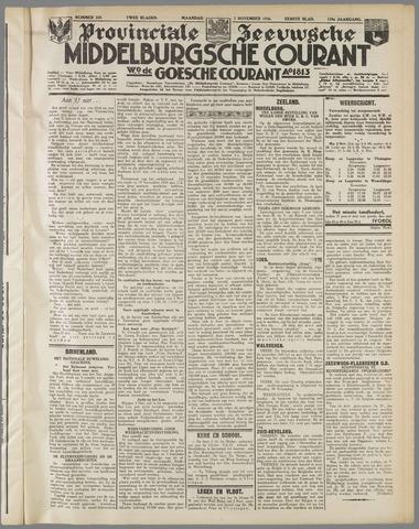Middelburgsche Courant 1936-11-02