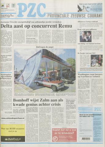 Provinciale Zeeuwse Courant 2002-10-19
