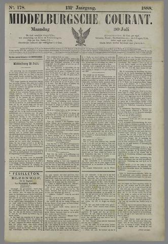 Middelburgsche Courant 1888-07-30