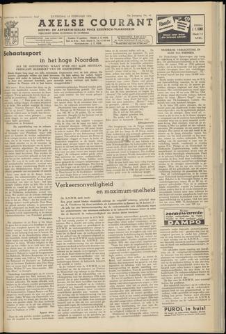 Axelsche Courant 1956-02-18