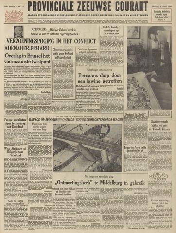 Provinciale Zeeuwse Courant 1963-03-04