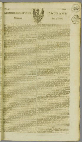 Middelburgsche Courant 1817-03-27