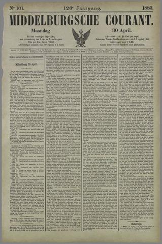 Middelburgsche Courant 1883-04-30