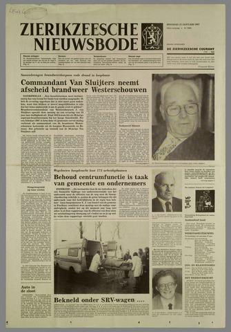 Zierikzeesche Nieuwsbode 1987-01-13