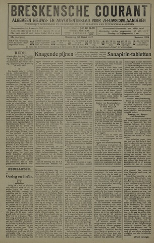 Breskensche Courant 1927-03-30
