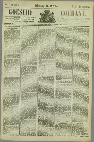 Goessche Courant 1917-10-16
