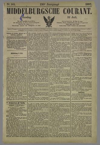 Middelburgsche Courant 1887-07-12