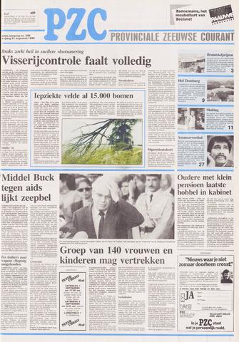 Provinciale Zeeuwse Courant 1990-08-31